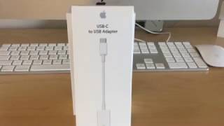 Gambar cover Apple's USB-C to USB Adapter