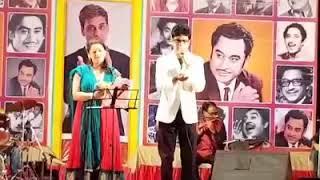 Song: Chandni Raat Mein, Singers : Kishoreda - Lataji, Sung By : Anand - Vibhavari