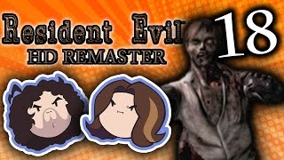 Resident Evil HD: Butt Blood - PART 18 - Game Grumps