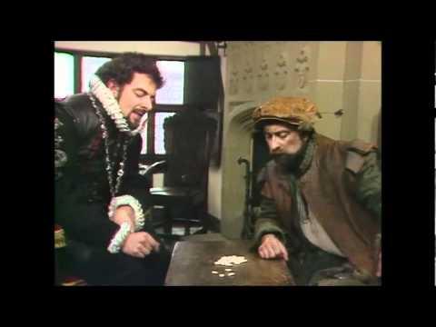 Black Adder - Baldrick Adding
