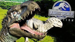 La Alianza Indomable Dos Grandes Indominus Rex Dinosaurios Hibridos En Jurassic World Evolution Youtube También tenemos varios híbridos como el indominus rex, el spinoraptor, el super guay carnoraptor o el stegoceratops! la alianza indomable dos grandes indominus rex dinosaurios hibridos en jurassic world evolution