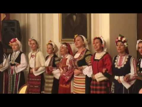 The Mystery of Bulgarian Voices Performing During Israel's President Visit to Bulgaria