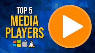 Top 5 Best FREE MEDIA PLAYER Software (2021) screenshot 1