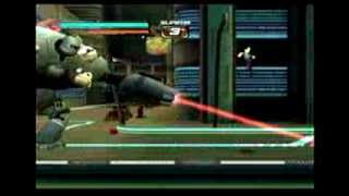 Astro Boy PS2 8-1 Peacekeeper Chase