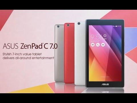 Asus ZenPad C 7 0 Z170MG Android Lollipop Videos - Waoweo