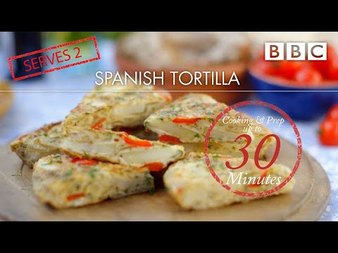 Spanish Tortilla by Mary Berry - BBC One