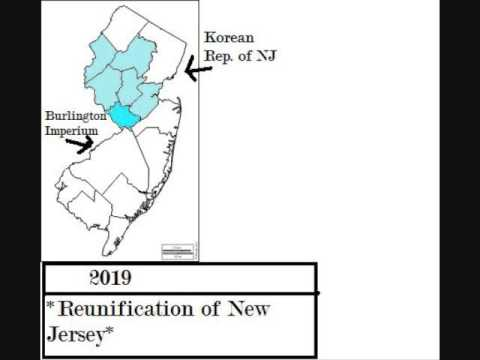 Alternate Future of New Jersey