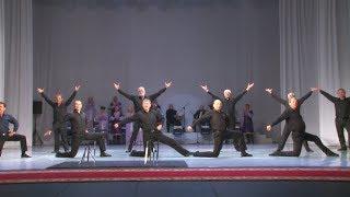 Танцуют ветераны Ансамбля