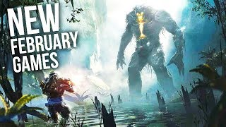 Download Video Top 10 NEW Games of February 2019 MP3 3GP MP4