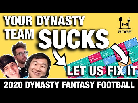 If Your Dynasty Team Sucks, Watch This Video - The Art of Rebuilding