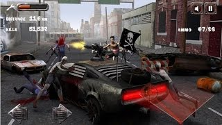 Zombie Squad - Android Gameplay HD screenshot 2