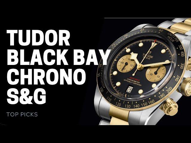 Tudor Black Bay Chrono S&G 79363N Watch Review | SwissWatchExpo