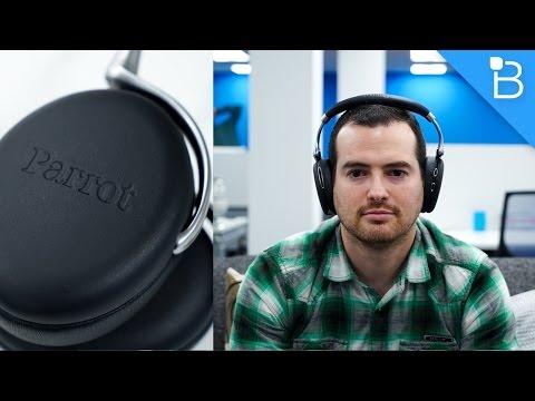 Parrot Zik 2.0 Review - The World's Most Advanced Headphones?