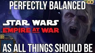 Star Wars: Empire at War is a Perfectly Balanced Masterpiece