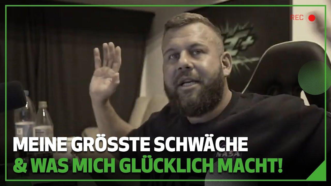 Meine größte Schwäche & was mich glücklich macht | Stream Highlight | Matthias Clemens