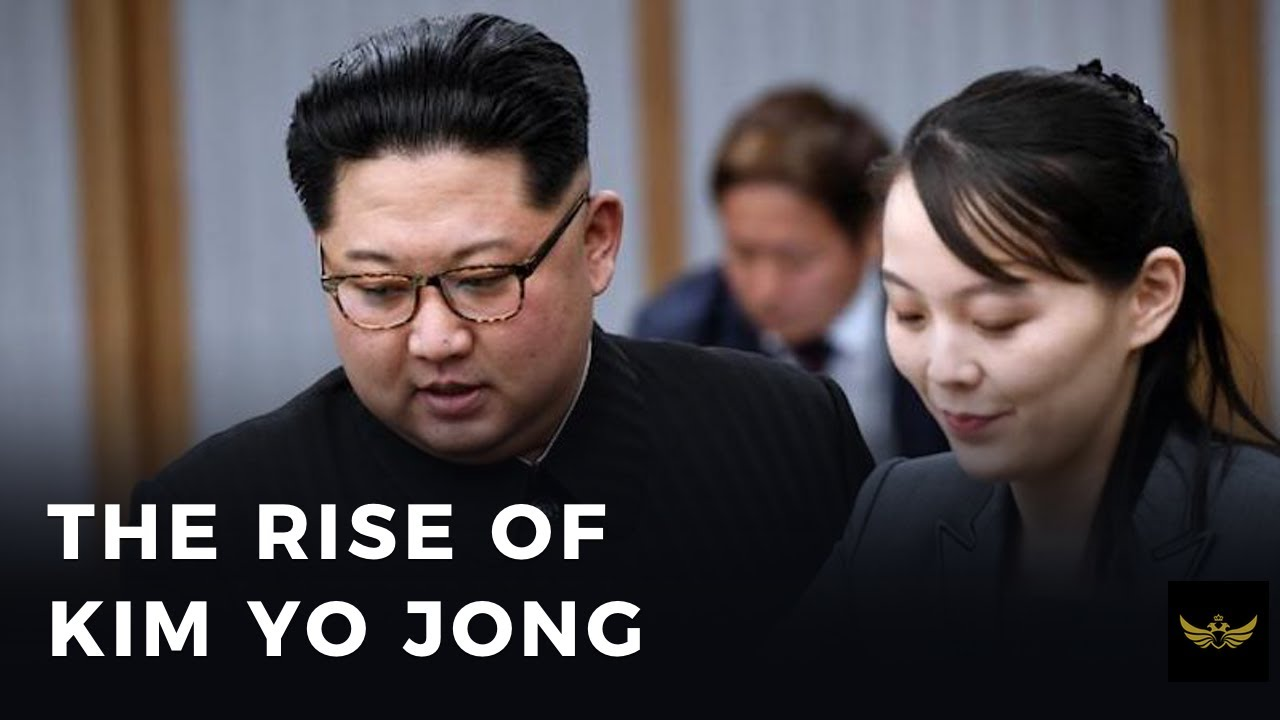 The rise of North Korea's Kim Yo Jong