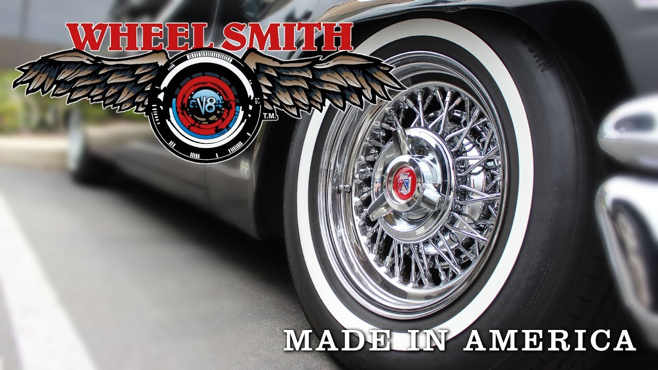 Made To Order Classic Car Wheels