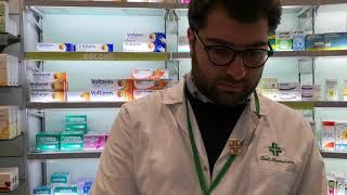 Inaugurazione della farmacia Scarabino