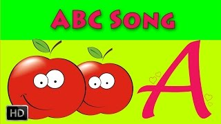ABC Song | ABC Songs for Children | Phonics Song | Alphabet Songs & ABC Nursery Rhymes
