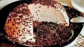 Творожное суфле - нежный десерт