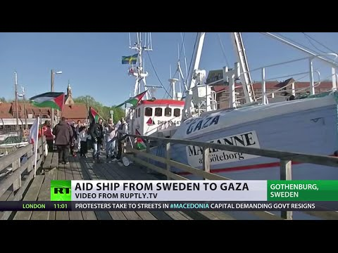 Defying Gaza blockade: Freedom flotilla heads to Palestine, Israeli stance -