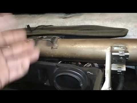 Снятие печки/замена радиатора печки Октавия Тур часть 1