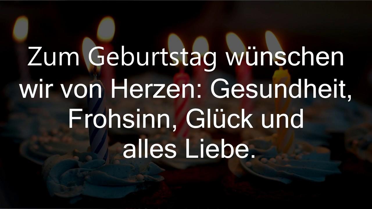 Geburtstagswünsche 127 Herzlich Authentisch 2019