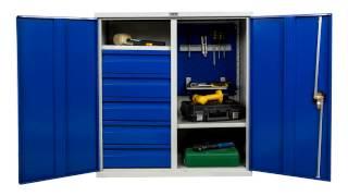 Шкафы для инструментов Практик(Шкафы инструментальные серии TC - предназначены для хранения инструментов, слесарных приспособлений и друг..., 2017-02-17T20:40:13.000Z)