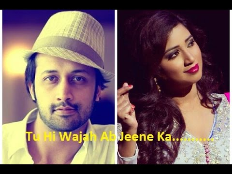 new version tu hi wajah song by Atif Aslam and Shreya Ghoshal (shivaay movie) (lovely cute romantic)