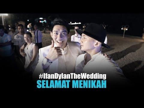 SELAMAT MENIKAH IFAN SEVENTEEN! | #IfanDylanTheWedding