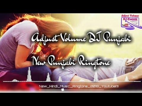 Sad song Ringtone Punjabi 2018💖💖 Adjust Volume DJ Punjabi