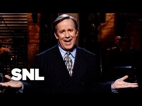 Phil Hartman Monologue - Saturday Night Live