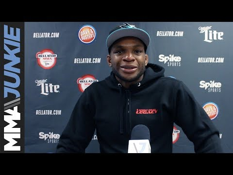 Paul Daley full Bellator 183 post-fight interview