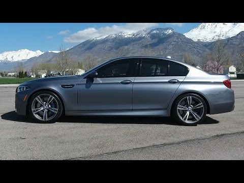 2014 BMW M5 Review The King Of The Highway