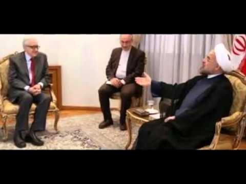 Iraq conflict  Iran's Rouhani 'ready to help'   BREAKING NEWS   14 JUNE 2014 HQ