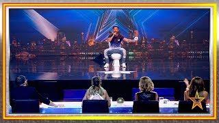 Una actuación escatológica | Audiciones 2 | Got Talent España 2019