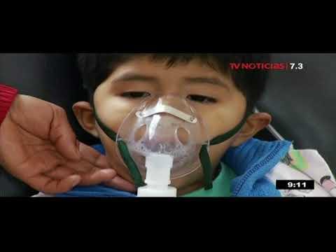 A de 2 3 de anos en neumonia ninos sintomas