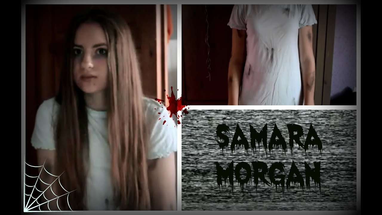 Samara Morgan Halloweeni Jelmez Youtube