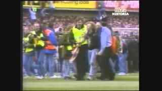 Tragedia na stadionie Hillsborough w Sheffield -  15 kwietnia 1989