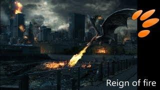 Власть огня SpeedArt от batkya / Reign of fire