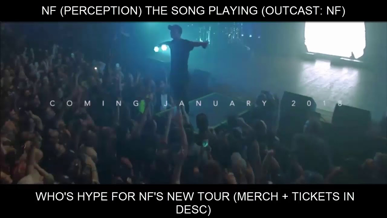 NF PERCEPTION TOUR TRAILER!! (MERCH + TICKETS IN DESC)