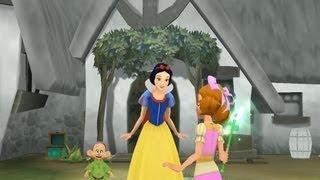 Принцессы Диснея - Зачарованный Мир Прохождение Часть 7