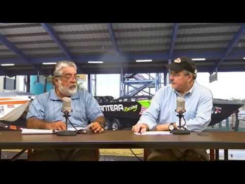 Off-Shore Bahia de San Juan - Autos con Luis Mariano
