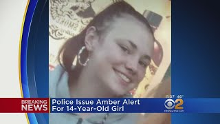 Amber Alert Issued For 14-Year-Old Girl