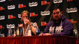 PAX South 2015: The Giant Bomb Panel