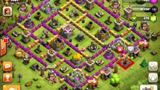 Clash of Clans, Birth of the Barbarian King!