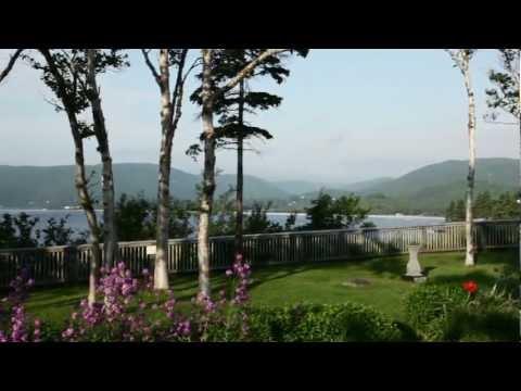 Keltic Lodge on Cape Breton Island
