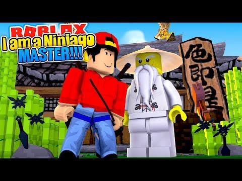 ROBLOX - ROPO IS BECOMING A NINJAGO ASSASSIN!!