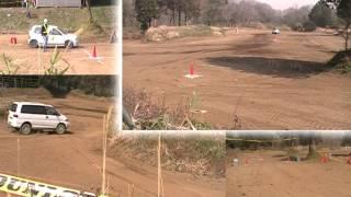 2013年3月10日(日)に開催された、JAF関東ダートトライアル2013 開幕戦...