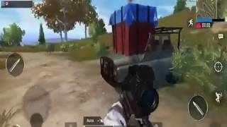 pubg airdrop tips funny game play🤣🤣🤣airdrops on car